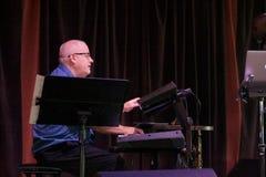 Walt и Дэвид Neilson в реальном маштабе времени на салоне ликера Ли Стоковые Фотографии RF