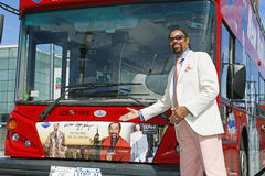 Walt Clyde Frazier  Royalty Free Stock Image