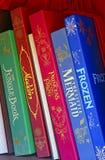 Walt Disney bajki książki Zdjęcia Royalty Free