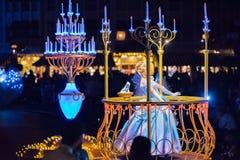 Walt Disney Companys Disneyland-Freizeitpark in Anaheim stockfotografie