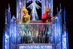 Walt Disney Companys Disneyland-Freizeitpark in Anaheim lizenzfreies stockfoto