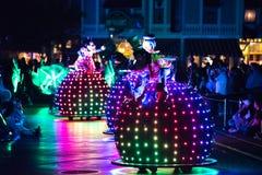 Walt Disney Companys Disneyland-Freizeitpark in Anaheim lizenzfreie stockfotos