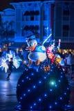 Walt Disney Companys Disneyland-Freizeitpark in Anaheim stockfotos