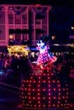 Walt Disney Companys Disneyland-Freizeitpark in Anaheim stockfoto