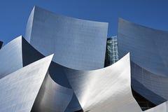 Walt Disney Concert Hall Imagens de Stock