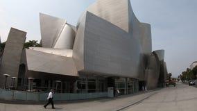 Walt Disney Concert Hall almacen de video