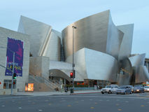 Walt Disney Concert Hall Stockfotografie