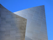 Walt Disney Concert Hall Immagine Stock