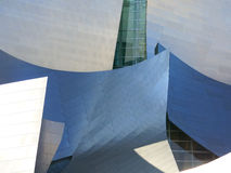 Walt Disney Concert Hall Immagini Stock