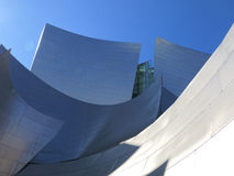 Walt Disney Concert Hall Imagem de Stock Royalty Free