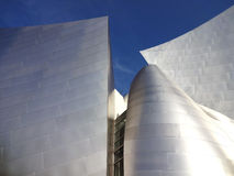 Walt Disney Concert Hall Fotos de archivo