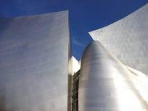 Walt Disney Concert Hall stock foto's