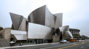 Walt Disney Concert Hall Fotografia Stock