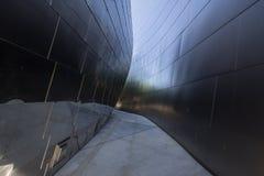 Walt Disney Concert Hall Stock Afbeeldingen