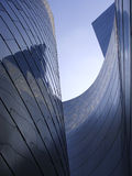Walt Disney Concert Hall Stockbild