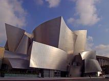Walt Disney Concert Hall Stock Photography