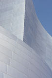 Walt Disney Concert Hall Detail Vertical Royalty Free Stock Photo