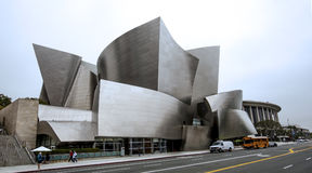 Walt Disney Concert Hall Stock Photo