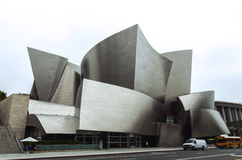 Walt Disney Concert Hall Royalty Free Stock Images