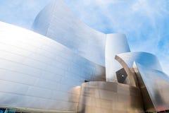 Walt Disney Concert Hall em Los Angeles - CALIF?RNIA, EUA - 18 DE MAR?O DE 2019 foto de stock