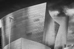 Walt Disney Concert Hall em Los Angeles - CALIF?RNIA, EUA - 18 DE MAR?O DE 2019 imagens de stock royalty free