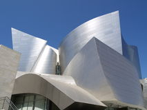 Free Walt Disney Concert Hall In Los Angeles Royalty Free Stock Photo - 23575295