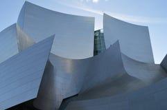 Walt Disney Concert Hall Los Ángeles Fotos de archivo libres de regalías