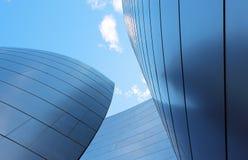 Walt Disney Concert Hall, Los Angeles Fotografia Stock Libera da Diritti