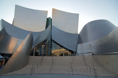 Walt Disney Concert Hall Los Angeles Stock Photo
