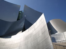 Walt Disney Concert Hall of Los Angeles Stock Photography