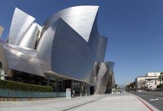 Walt Disney Concert Hall, Los Angeles CA Royalty Free Stock Photo