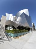 Walt Disney Concert Hall, Los Angeles CA Royalty Free Stock Images