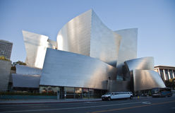 Walt Disney Concert Hall Stock Images