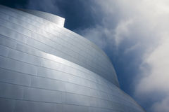 Walt Disney Concert Hall in Los Angeles, CA Stock Image