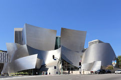 Walt Disney Concert Hall Stock Photography