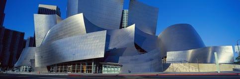 Walt Disney Concert Hall, Los Angeles, Califórnia foto de stock