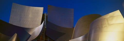 Walt Disney Concert Hall, Los Angeles, Califórnia fotos de stock