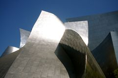 Walt Disney Concert Hall @ Los Angeles, U.S.A. Immagini Stock