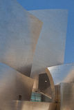 Walt Disney Concert Hall in Los Angeles Royalty Free Stock Photo