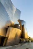 Walt Disney Concert Hall no LA fotografia de stock royalty free