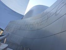 Walt Disney Concert Pasillo-LOS ÁNGELES fotografía de archivo