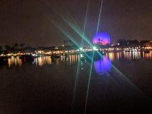 Walt Disney Francja Światowy miasteczko Obrazy Royalty Free
