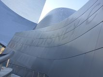 Walt Disney koncert CC$LOS ANGELES fotografia stock