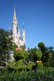Walt Disney Magic Kingdom. The castle in Walt Disney Magic Kingdom themepark Royalty Free Stock Images
