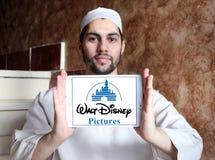 Walt Disney rappresenta il logo Immagini Stock Libere da Diritti
