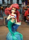 Walt Disney ` s Ariel η μικρή γοργόνα Στοκ Εικόνες