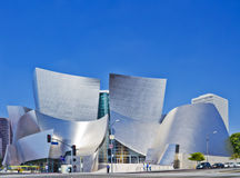 Walt Disney salón de conciertos en Los Ángeles Foto de archivo