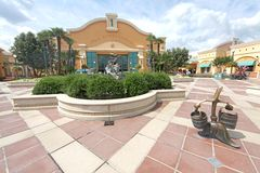 Walt Disney Studios Fotografia Stock Libera da Diritti