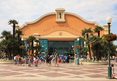 Walt Disney Studios-Paris Stock Photos