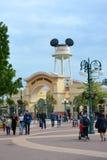 Walt Disney Studios Paris image libre de droits